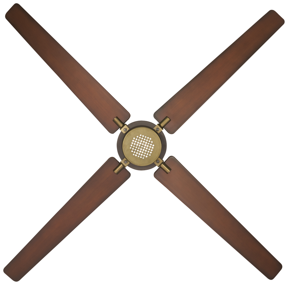 "Spectre 60"" - Oil Rubbed Bronze/Antique Brass : F726-ORB/AB 