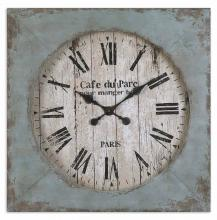 Uttermost Paron Square Wall Clock 06079 Cw Flooring